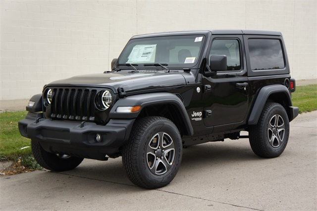 New 2020 Jeep Wrangler Sport S Sport Utility In Oak Park 44551864