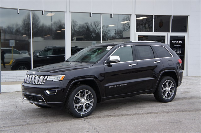 Jeep Grand Cherokee Overland >> New 2019 Jeep Grand Cherokee Overland 4x4