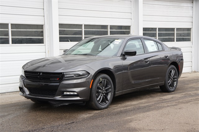 New 2019 Dodge Charger Sxt Sedan In Oak Park 9c027 Northland