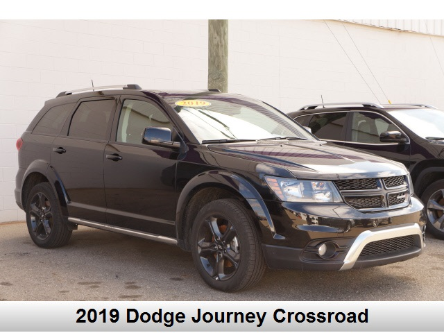 Pre-Owned 2019 Dodge Journey Crossroad
